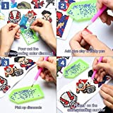 5D Diamond Painting Stickers Kits for Kids, DIY