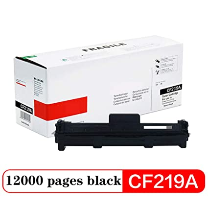 Repuesto de cartucho compatible para impresora HP CF219A, para HP ...