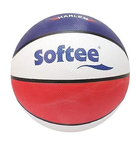 Softee Equipment Balon de Baloncesto Tricolor Harlem Talla 7 ...