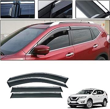 Window Visors compatible with Nissan Qashqai 2014