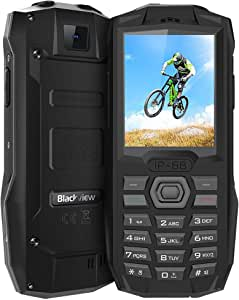 Blackview BV1000 - Smartphone, Color Amarillo: Amazon.es: Electrónica