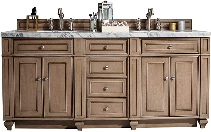 The Best James Martin Furniture Double Top Vanity With Sinks