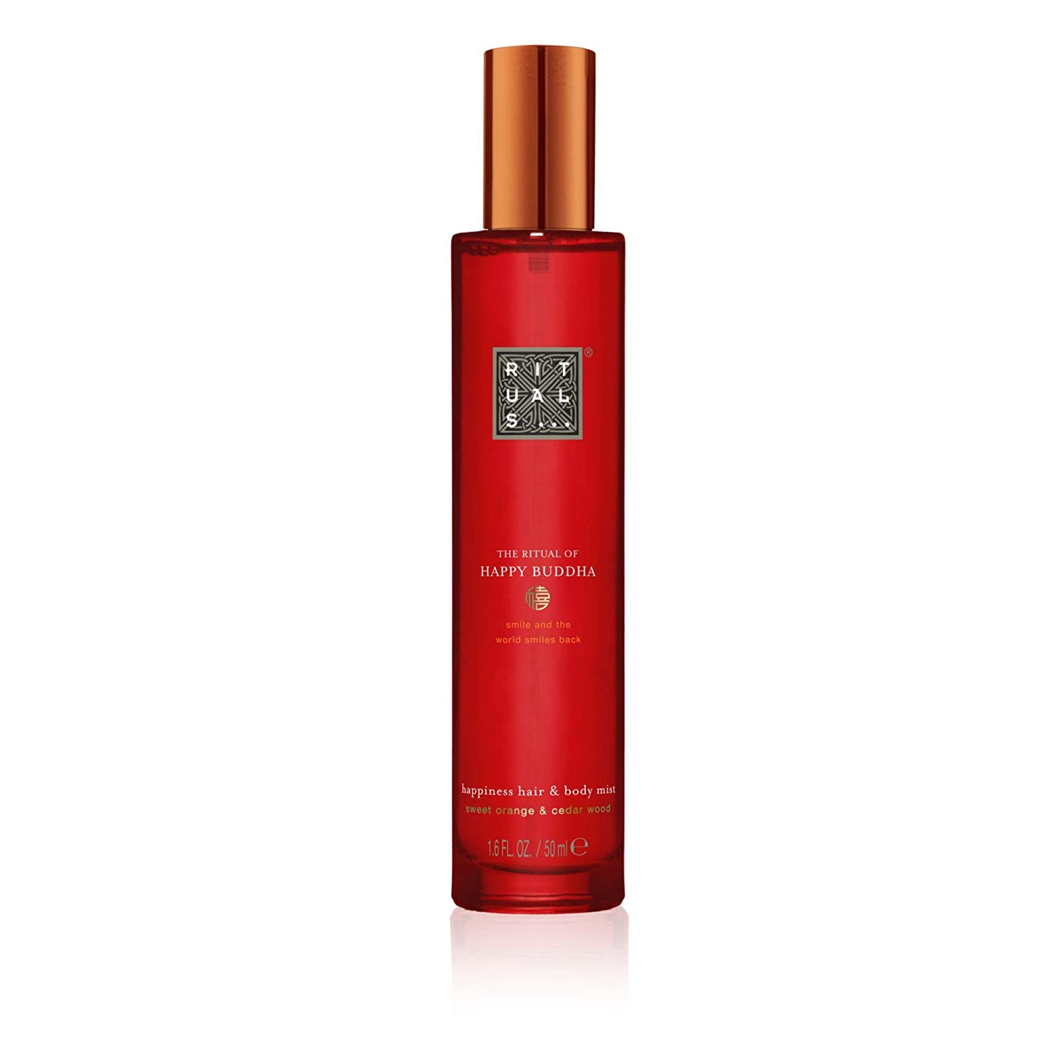 RITUALS The Rituals of Happy Buddha Hair & Body Mist,1.6 Fl Oz
