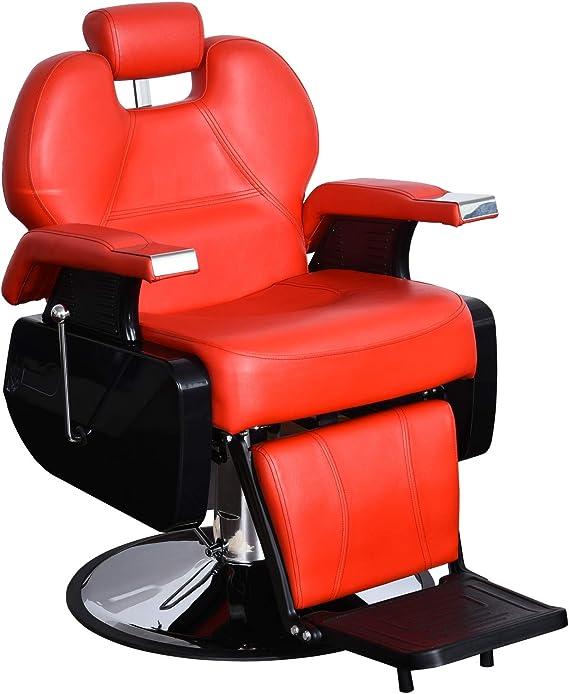 Barberpub Pink Styling Chairs