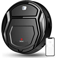Lefant Robot Vacuum Cleaner, Auto Robotic Vacuums, Upgraded 6D Collision Sensor, 1800pa WiFi/App/Alexa, Self-Charging…