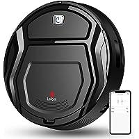 LEFANT Robot Aspirador 1800Pa con Robot Aspirador de 500 ml, con tecnología Sensor de colisión 6D Mejorado,Ideal para…