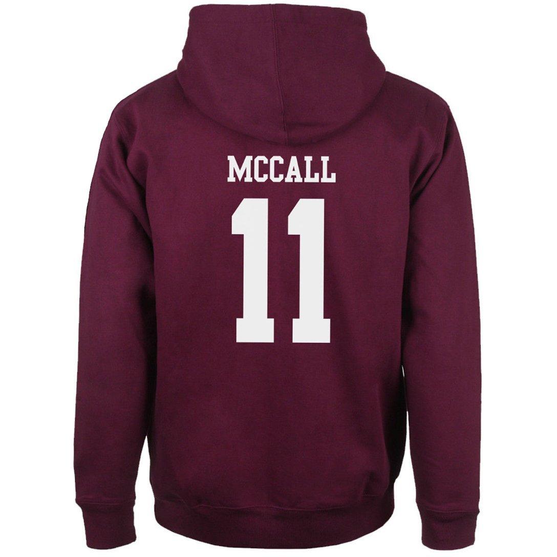 Beacon Hills Stilinski Lahey McCall Lacrosse Hoodie