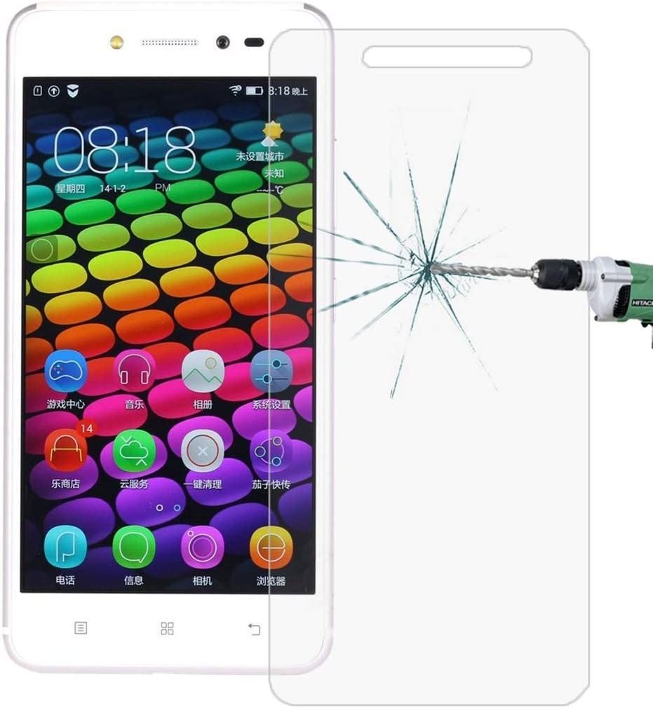Z2 0.26mm 9H Surface Hardness 2.5D Explosion-Proof Tempered Glass Screen Film Dongdexiu Cell Phone Screen Protectors 100 PCS for Lenovo S90
