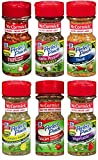 Assorted McCormick Perfect Pinch Variety Pack, 6 count