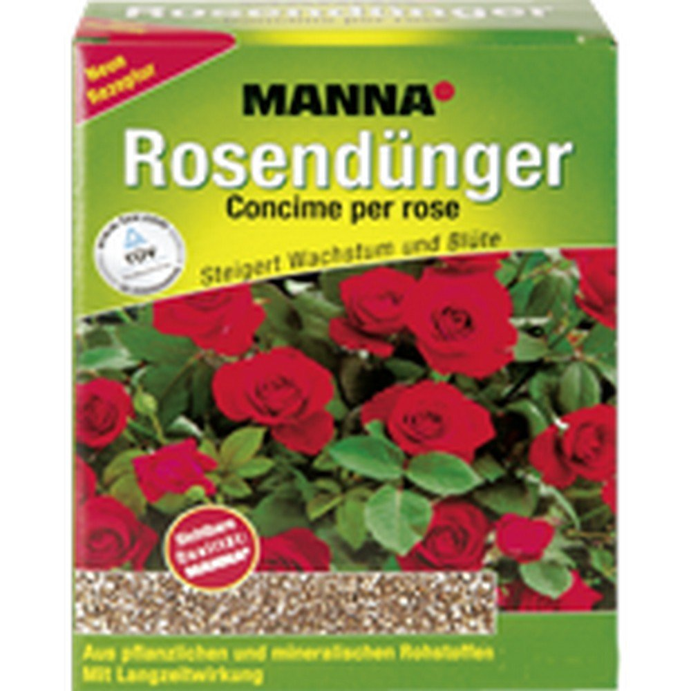 MANNA Concime granulare rose kg. 5 - Piante orto giardino concimi granulari 120130205