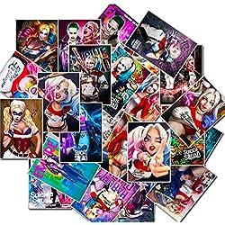 61W0v8tWJDL._AC_UL250_SR250,250_ Harley Quinn Laptop Stickers