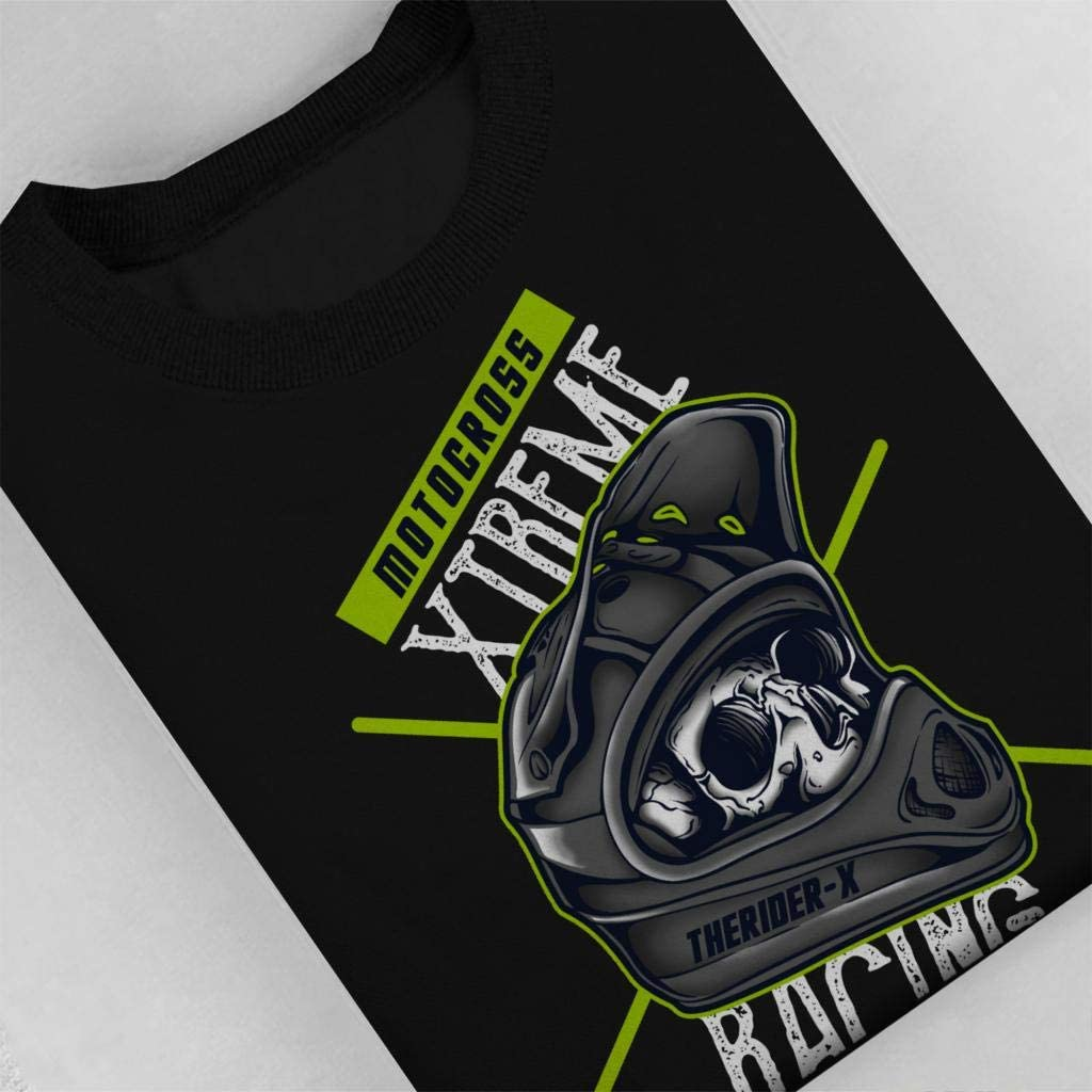 Coto7 Motorcross Championship Skull Kids Sweatshirt