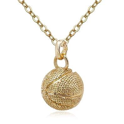 Amazon.com  GTHYUUI 1 Pcs Beautiful Elegant Simple Women s Basketball  Necklace Birthday Gifts for Women Ladies Girls  Jewelry c63d5ba083
