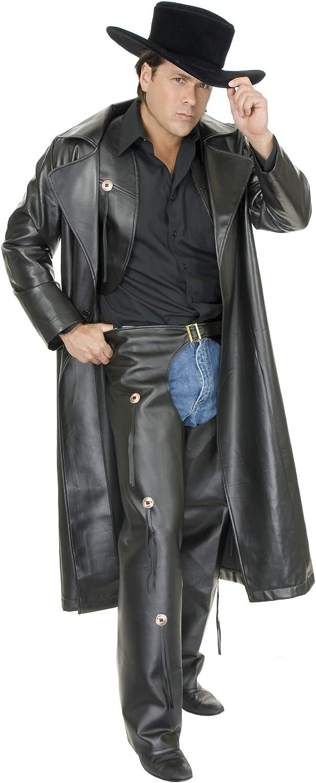 Range Rider Costume (Leather)