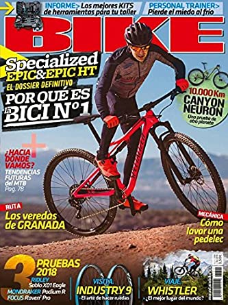 Bike - España February 1, 2018 issue