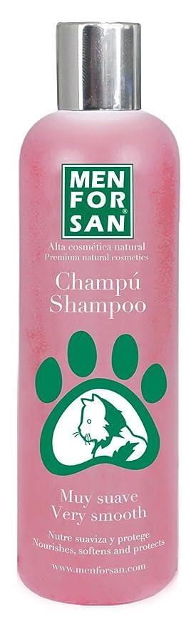 MENFORSAN Champú Muy Suave Gatos - 300 ml: Amazon.es: Productos ...