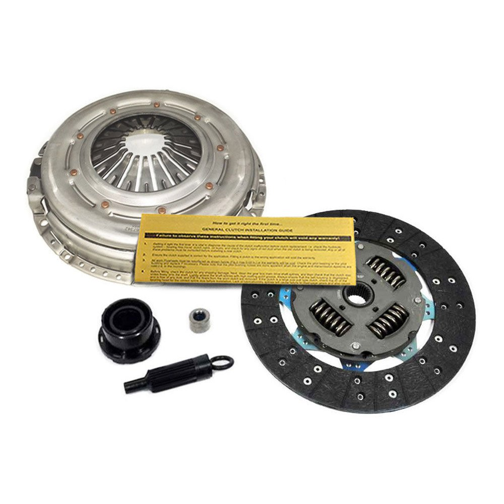 Valeo HD OEM kit de embrague para 2001 - 2004 Chevy Corvette C5 Z06 5,7 L LS6: Amazon.es: Coche y moto