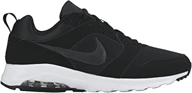 Nike Air Max Motion, Baskets Basses Homme, Noir (Black