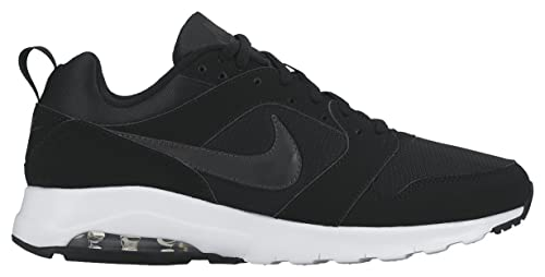 4023bd87ddef Nike Men s Air Max Motion Running Shoe Black Anthracite White 10 UK INDIA