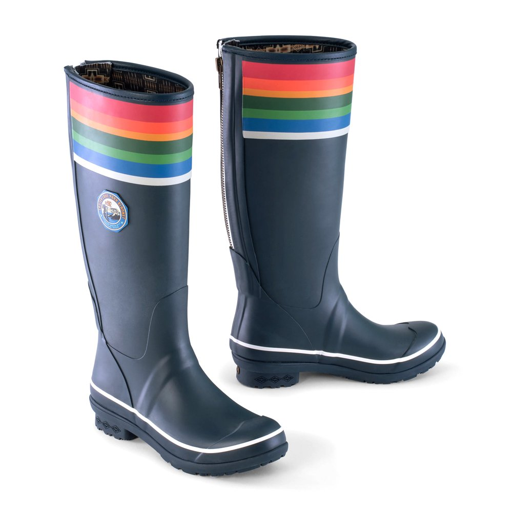 Pendleton NATIONAL PARK TALL RAIN BOOTS B0772V51SV 10|Blue