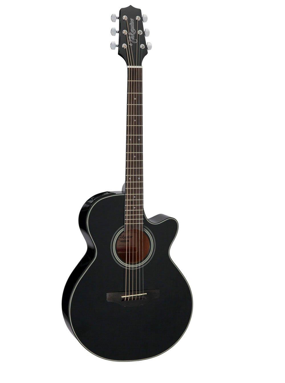 Acoustic Electric Guitars Vendue ! Guitare Electro-acoustique Folk Takamine Gf15cenat