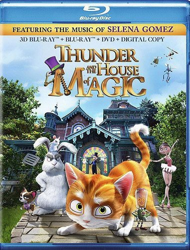 Thunder & The House of Magic (Magic Tree House Movie)