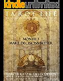 Tarot Life Book 3: Make Decisions Better