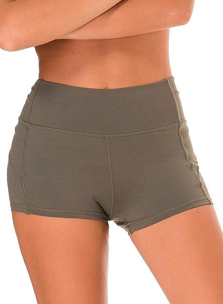 Amazon.com: Ouber - Pantalones cortos para mujer para ...