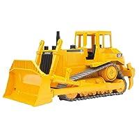 Bruder - 02422 - Bulldozer CATERPILLAR - Jaune