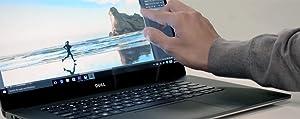 Newest Dell XPS 9550 UHD 4K 15.6 (3840 x 2160) ToucH ScreeN Laptop (Intel Quad Core i7-6700HQ, 16GB Ram, 512GB SSD, Camera, WIFI, HDMI) Nvidia GeForce GTX 960M, Win 10 Pro (Renewed)