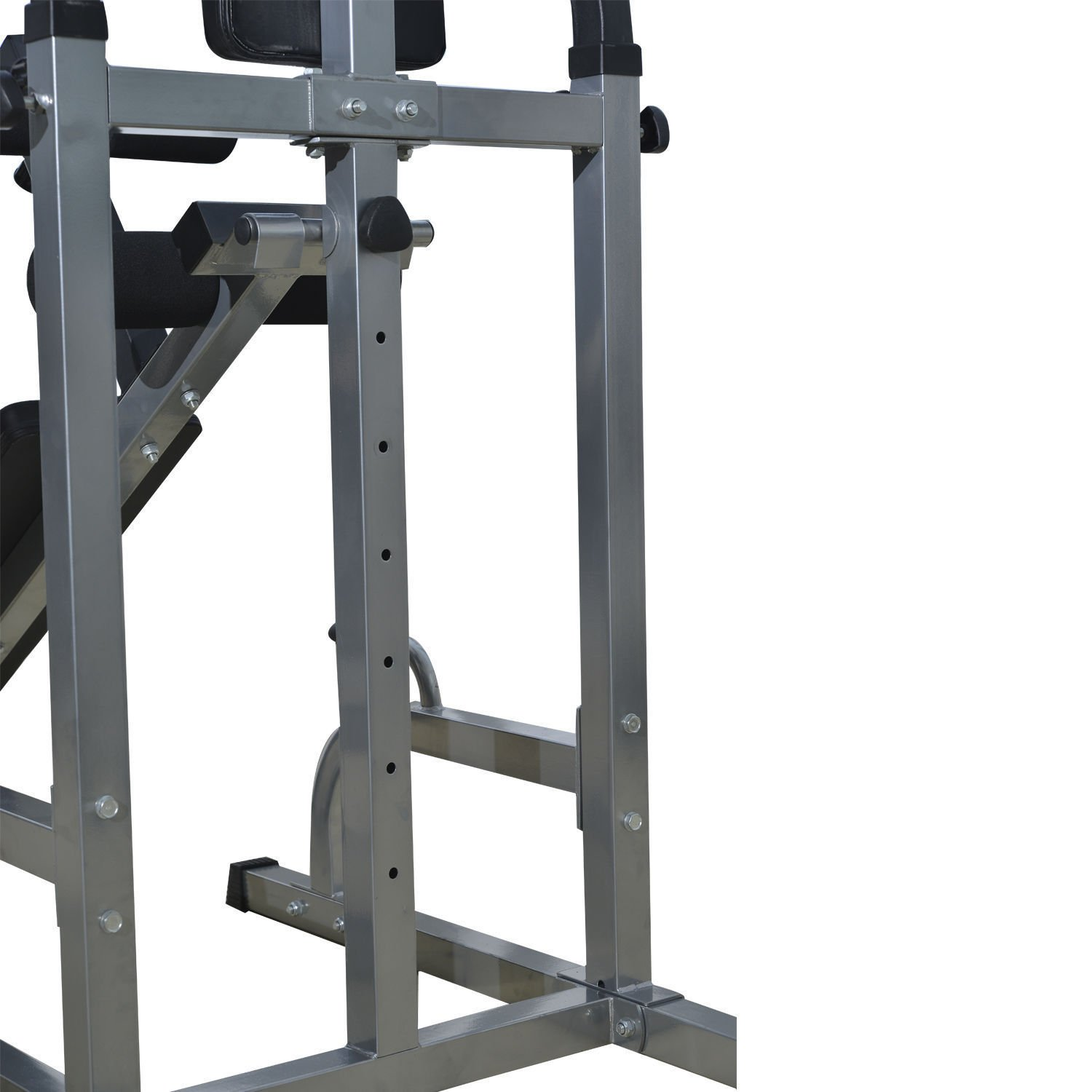 Home Gym Workout Strength Fitness Training Power Tower Dip Station Weight Bench by Happybeamy (Image #4)