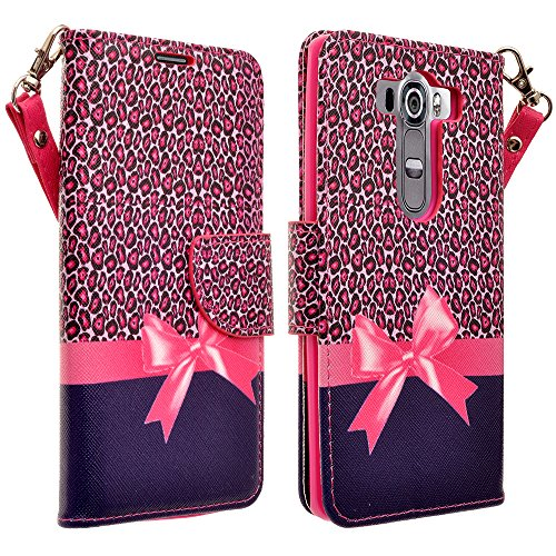 car accessories pink cheetah - 5