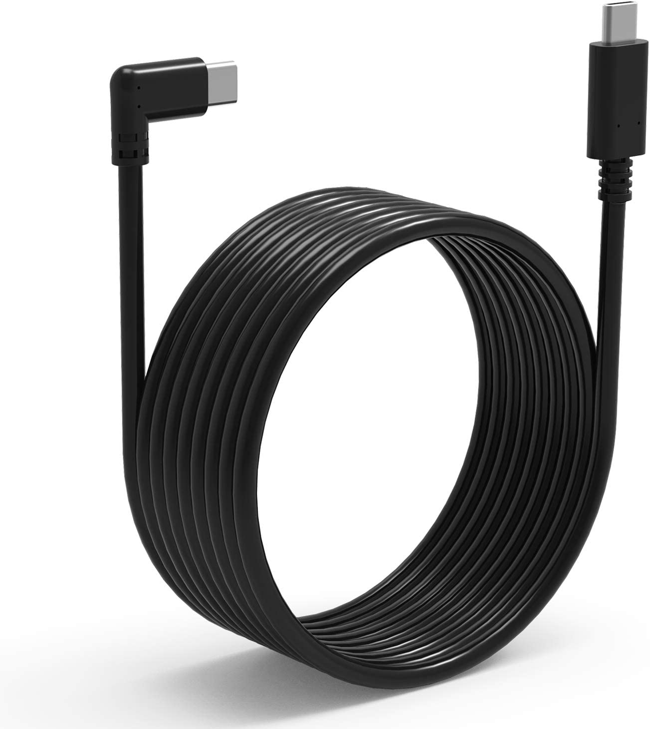 STALINK USB-C Male to Male Oculus Link Cable. Support High Speed Data Transfer Fast Charging Cord Compatible for Oculus Quest 2 VR Headset and Gaming PC Laptop Accessories. (9.8 Feet / 3M)