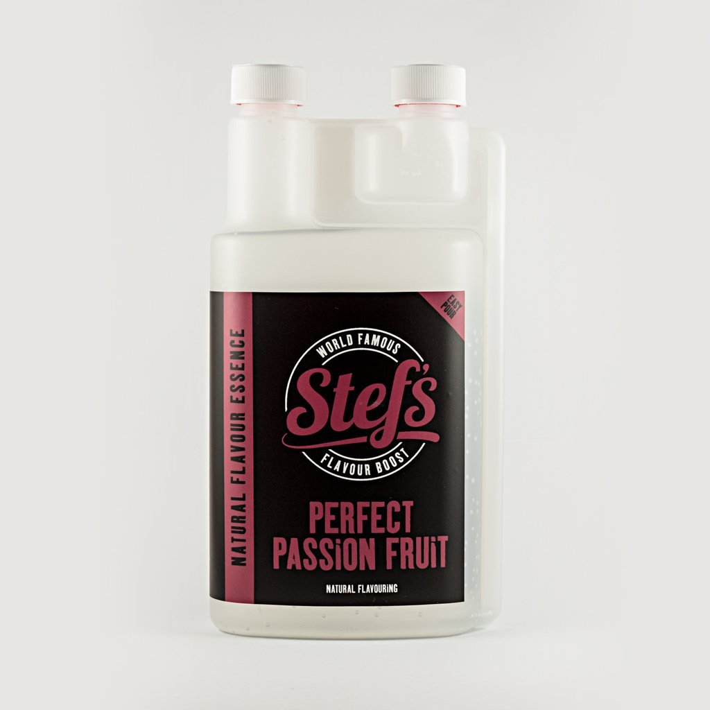 Stef's Perfect Passion Fruit - Natural Passion Fruit Essence 2.5L/85fl.oz by Stef Chef (Image #1)