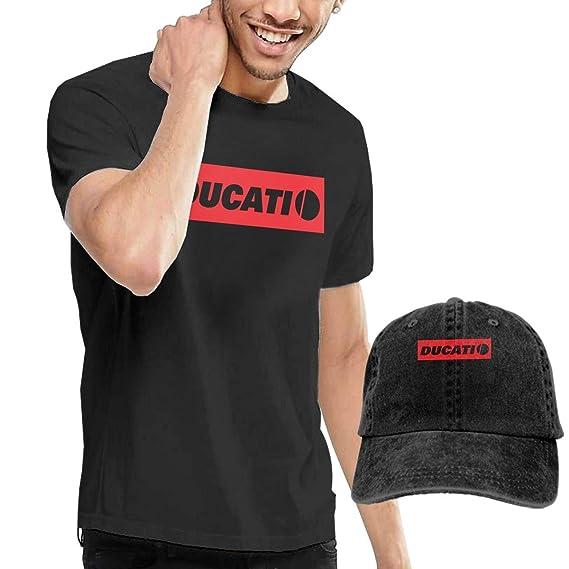 Baostic Camisetas y Tops Hombre Polos y Camisas, New Ducati-Motor ...