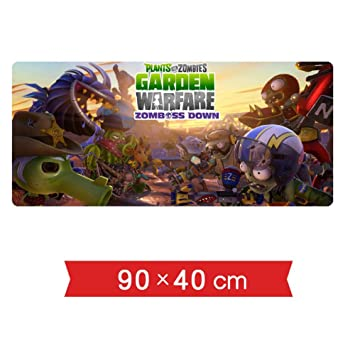 IGIRC Plants Vs. Zombies Speed Gaming Mouse Pad | XXL ...