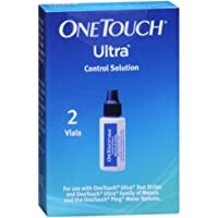 OneTouch Ultra Control Solution, Vials, 1 Ea