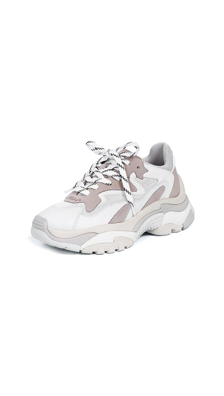 Ash Women's As-Addict Sneaker B07B9ZVQHV 41 M EU (11 US)|Grigio/White/Multi