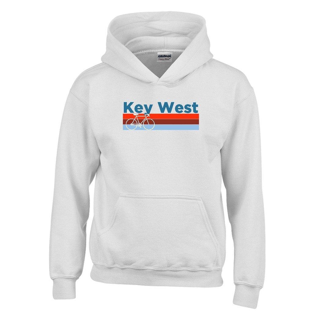 Tenn Street Goods Key West Retro Bike /& Mountain Bike Youth Hoodie Florida Kids Sweatshirt