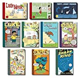 img - for Prize-Winning Hardcover TOON Books Set of 10 book / textbook / text book