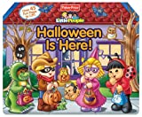Fisher Price Little People Halloween Is Here!, Reader's Digest Editors, 0794423469