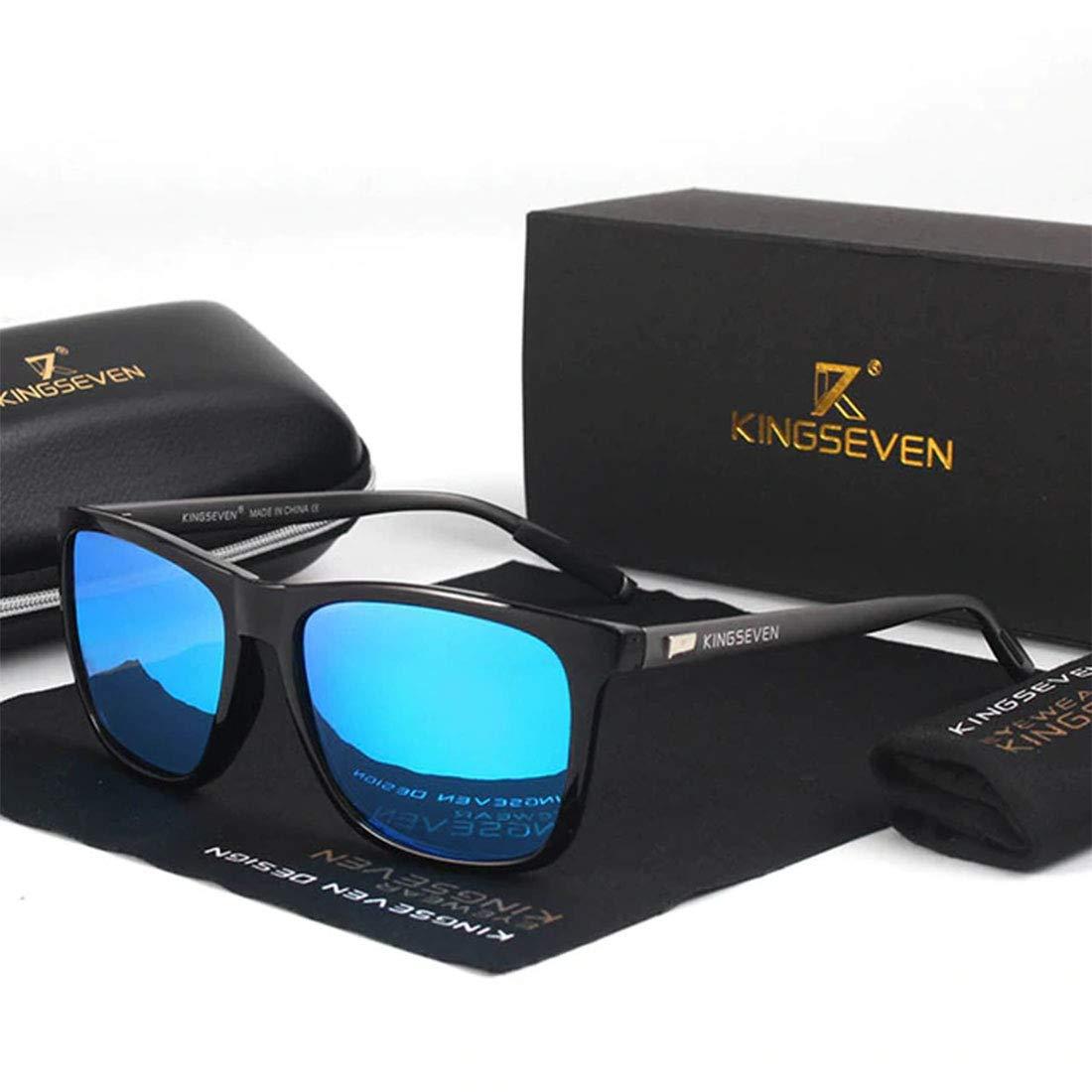 Gafas De Sol Espejo Polarizadas De Buena Calidad Para ...