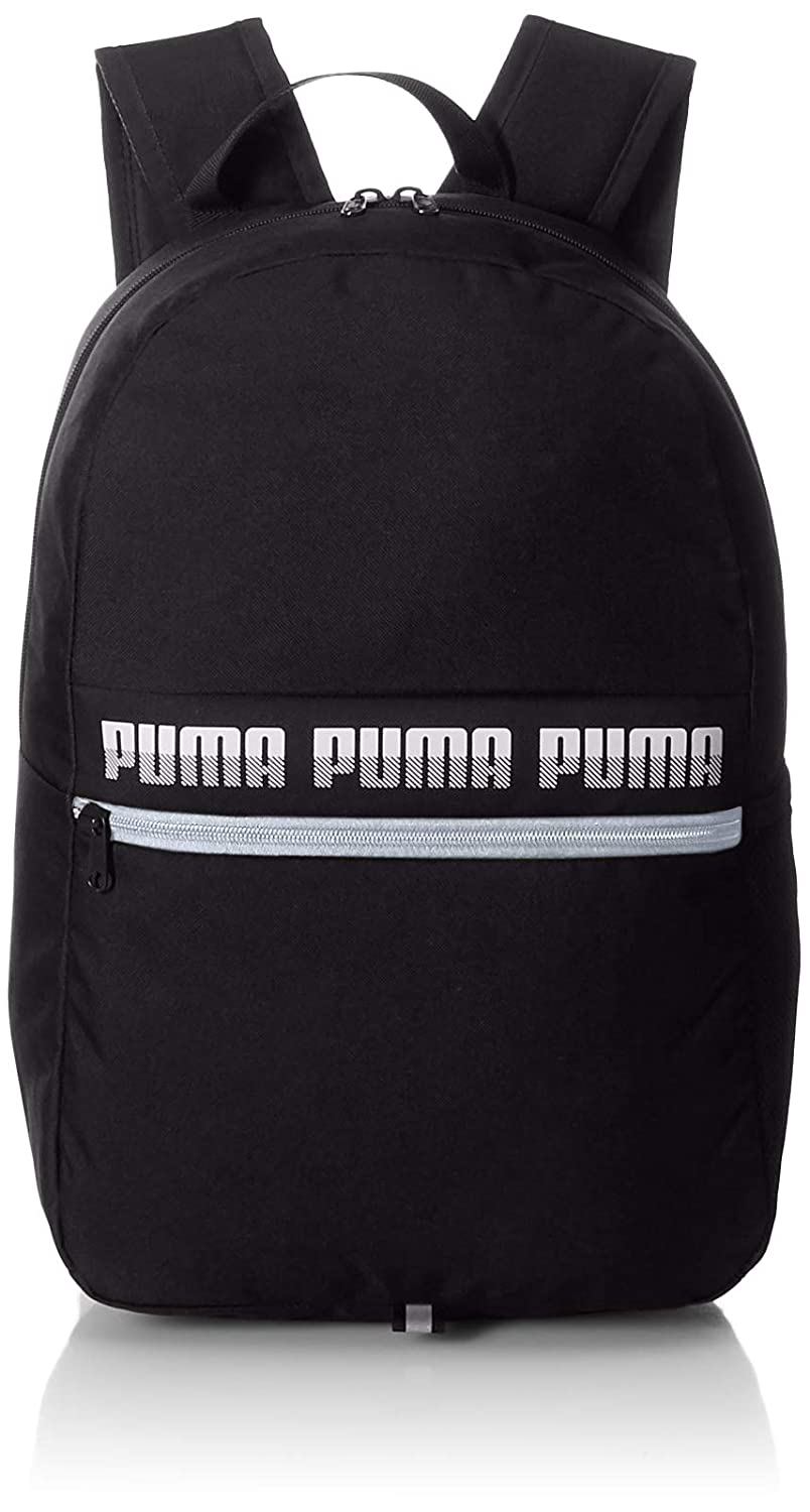 Puma Black College Backpack