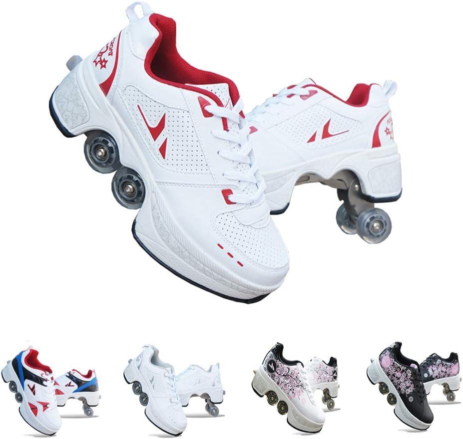 DLLY Roller Skates, Adjustable Roller