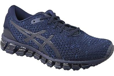 low priced a019d f3a8b ASICS Gel-Quantum 360 Knit 2 T840Q-5842 Mens Navy Blue Shoes Size