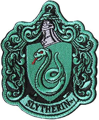 ベルクロワッペン ハリーポッター (Slytherin)