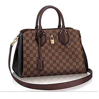 ad419646be9e Authentic Louis Vuitton Damier Canvas Normandy Tote Handbag Article  Article  N41487 Noir Made in France  Handbags  Amazon.com