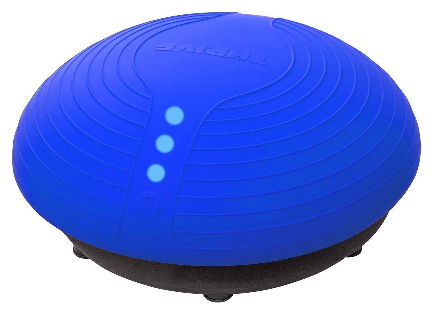 送料無料 即納 スライヴ バランストレーニングマシン バランスボーイ THRIVE BALANCEBOY FD-009 (レッド)  シェイプアップ 人気 ながらトレーニング 腹 足 脚 腰 太もも ウエスト B07L6GKLSP ブルー  ブルー