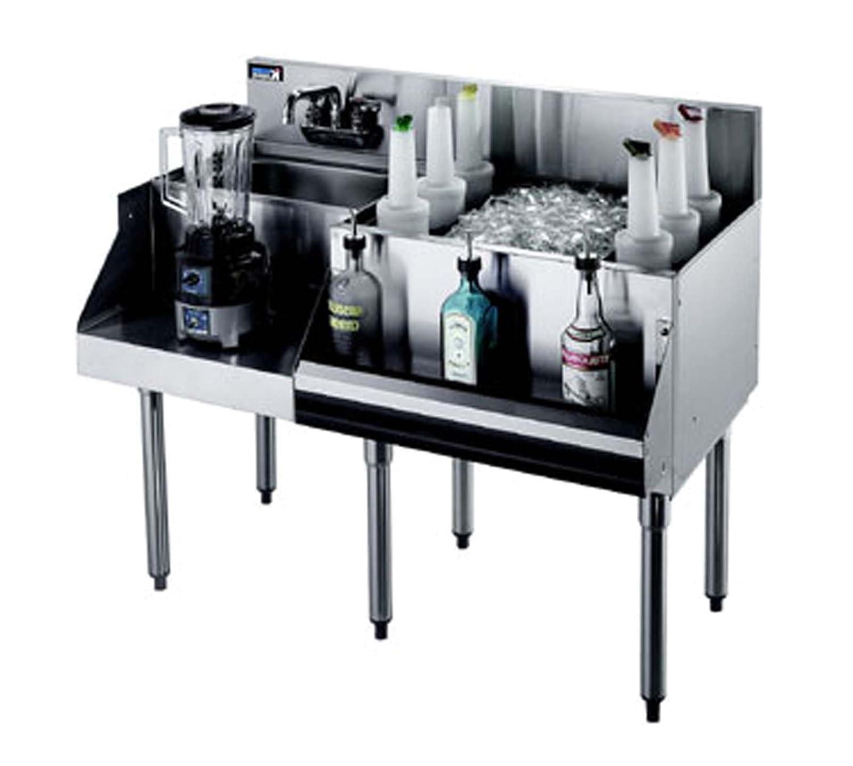 Amazon.com: Krowne Metal KR21-W42R-10 Royal 2100 Series Underbar Ice ...