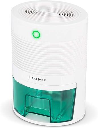 IKOHS DRYPLUS - Deshumidificador Mini Portátil Silencioso, 22 W ...